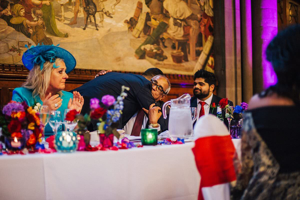 Emotional wedding documentary