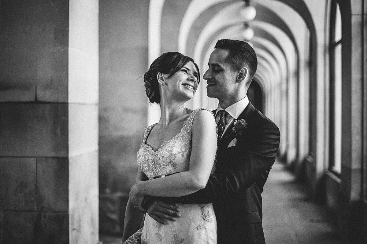 Elegant wedding in Manchester