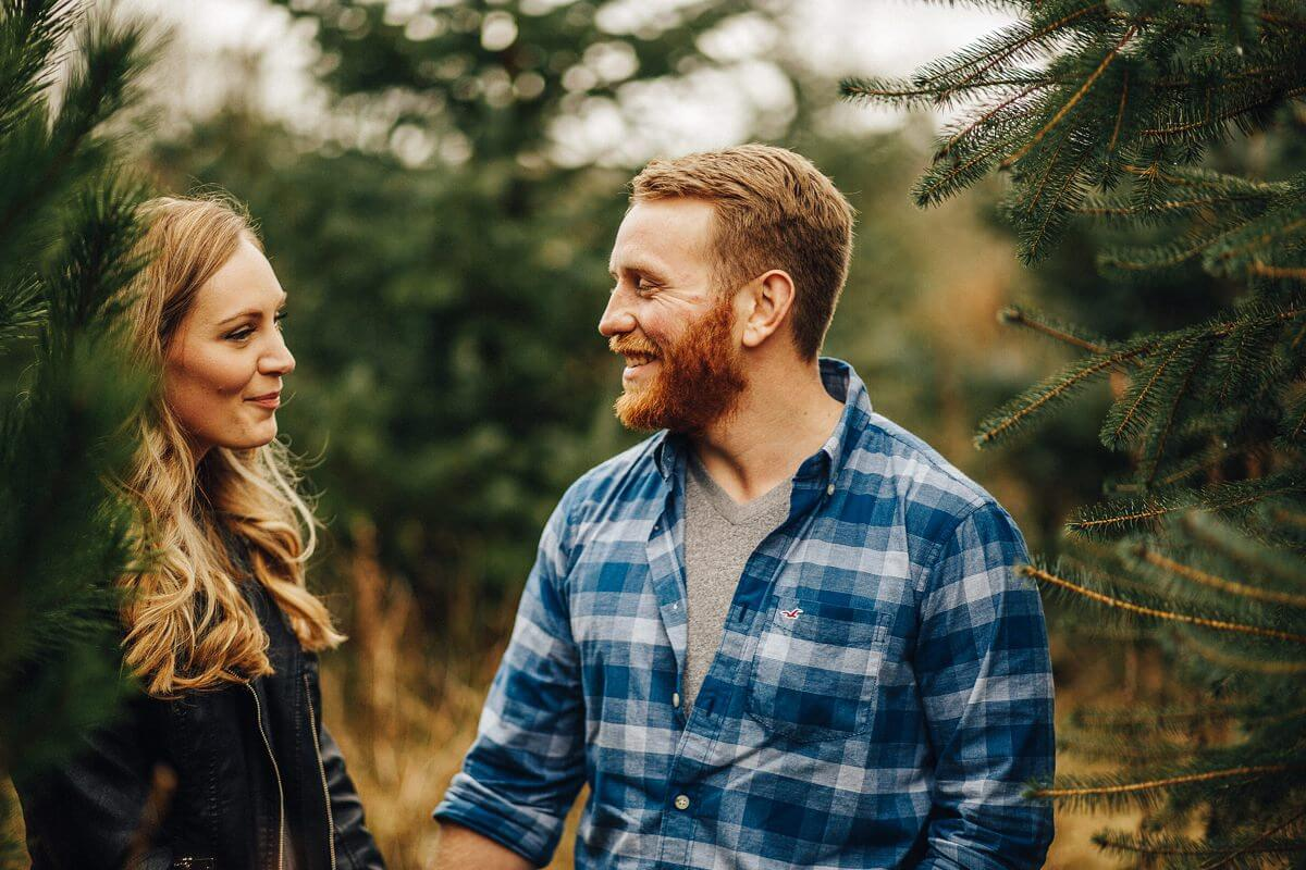 Relaxed Engagement shoot Cheshire