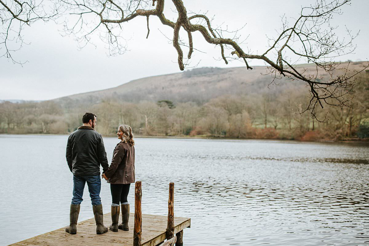 Scorton Engagement Shoot