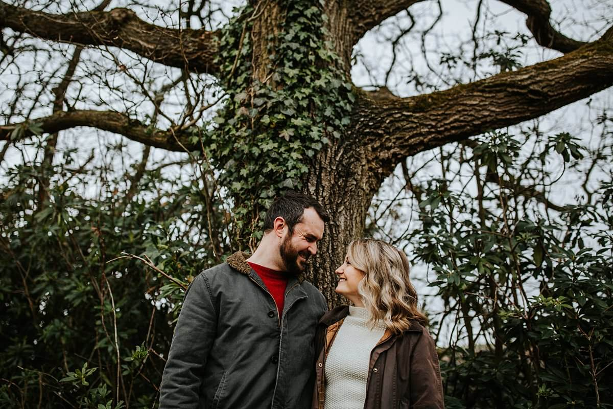 Outdoor Scorton Engagement Shoot