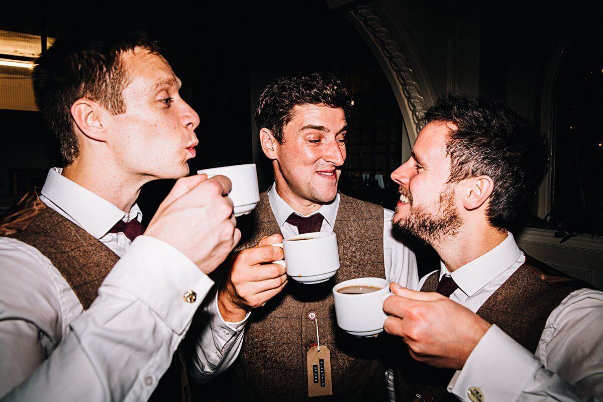 Fun wedding Cheshire