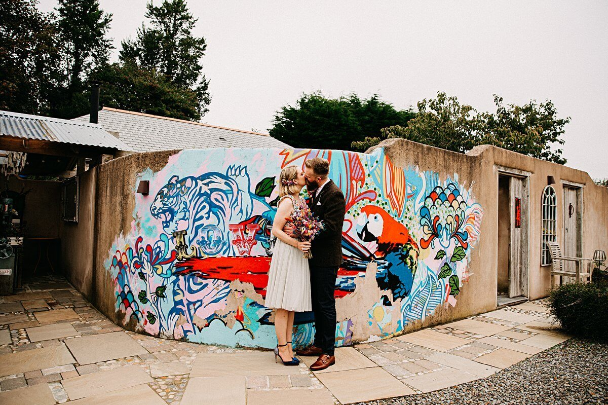 Cornwall Elopement Wedding