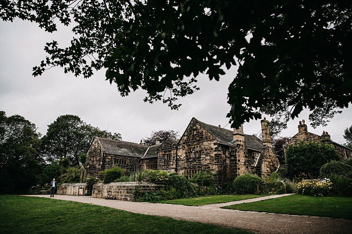 Oakwell Hall wedding