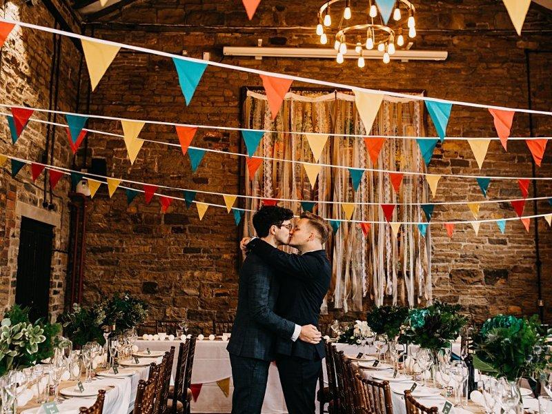 Oakwell Hall Wedding Photography