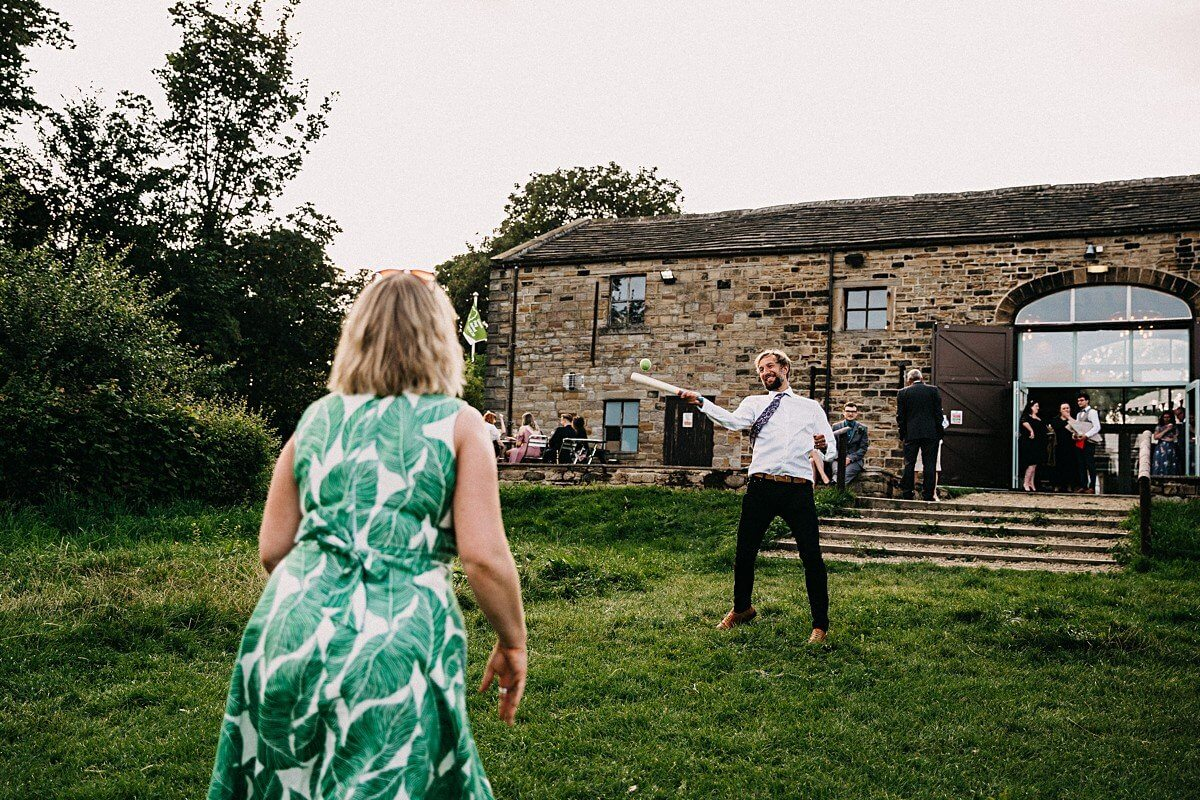Natural Yorkshire wedding photographer