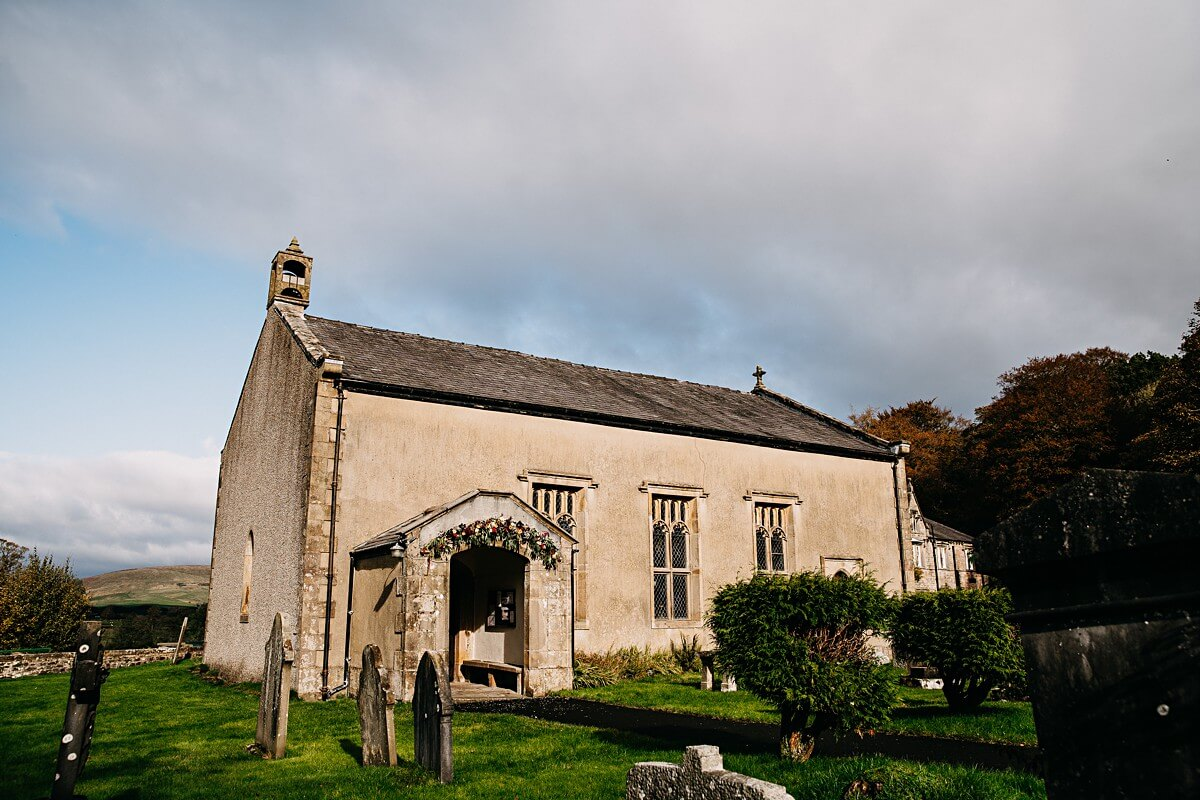 Church at Inn at Whitewell
