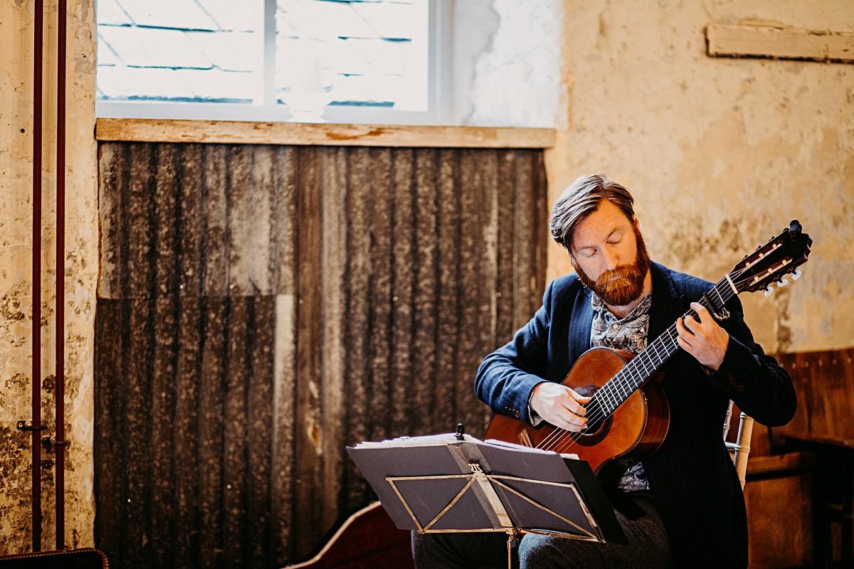 Lancashire acoustic wedding singer