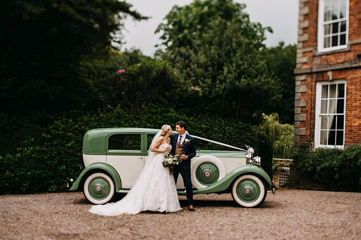 Natural wedding photography Staffordshire