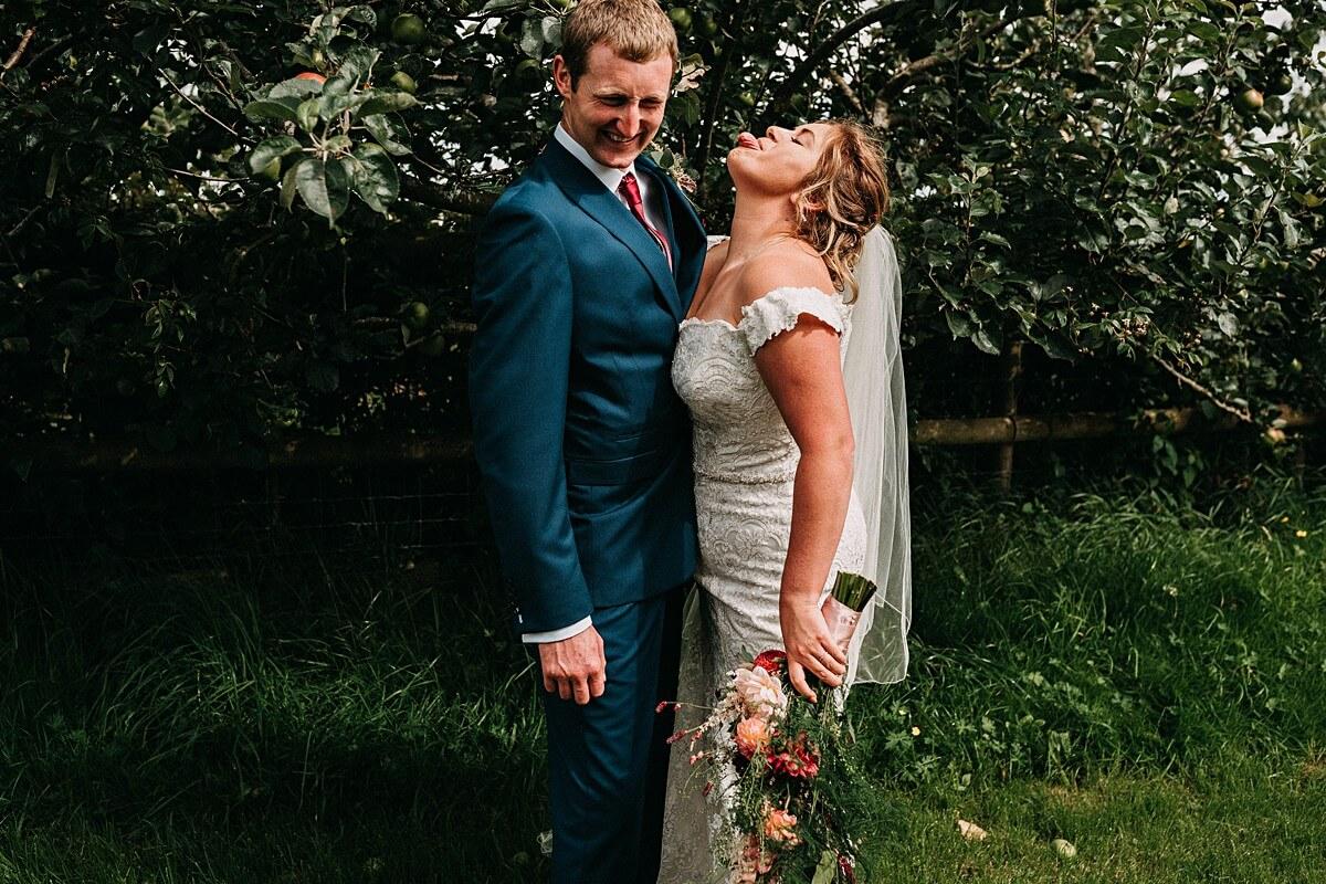 Garden Wedding Lancashire