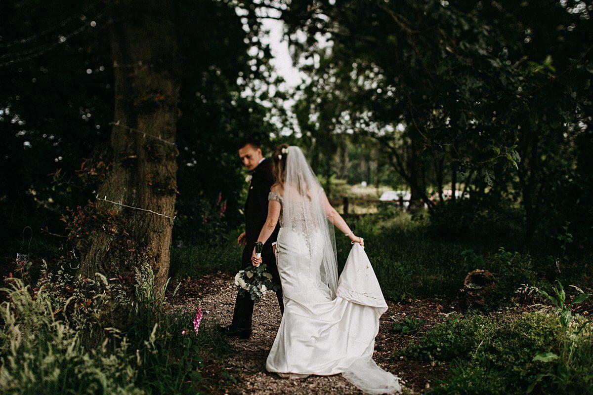 Beautiful Staffordshire wedding photography