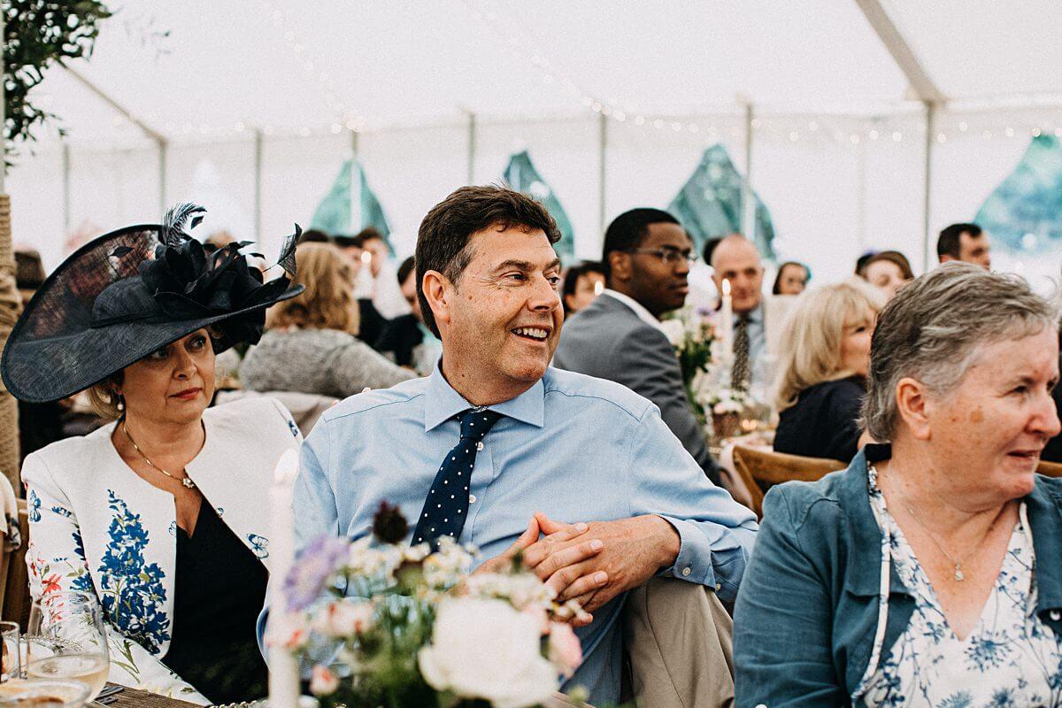 Marquee wedding Staffordshire