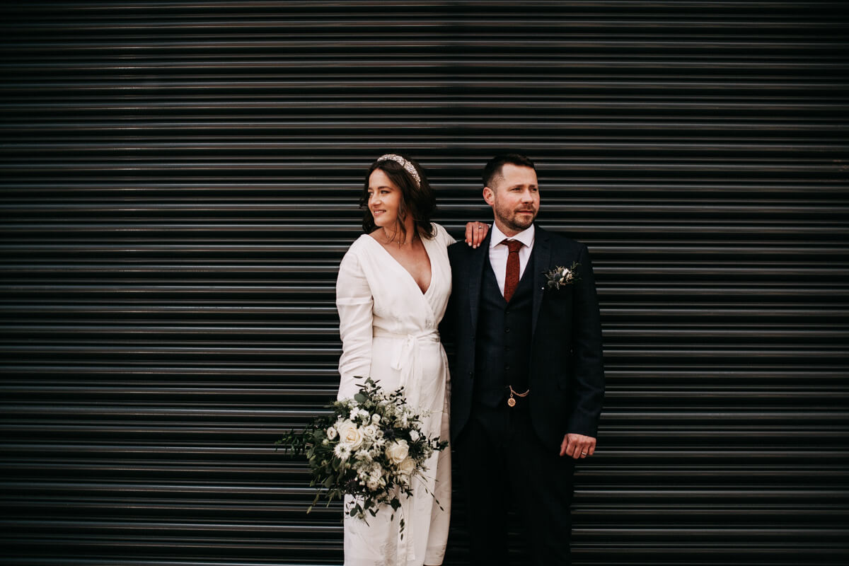 Relaxed wedding photography Cheshire