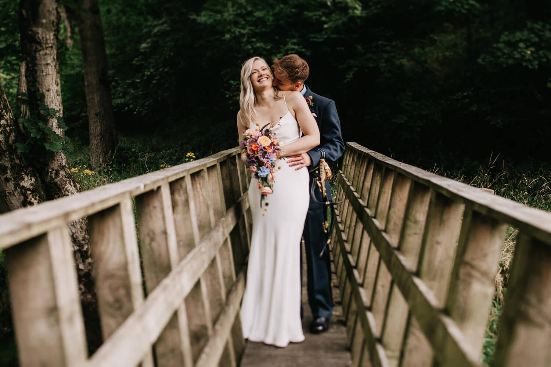 Gisburne Park Tipi Wedding